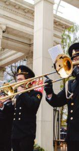 9 мая 2017 морской оркестр парк Сокольники