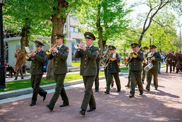 Заказать военный оркестр