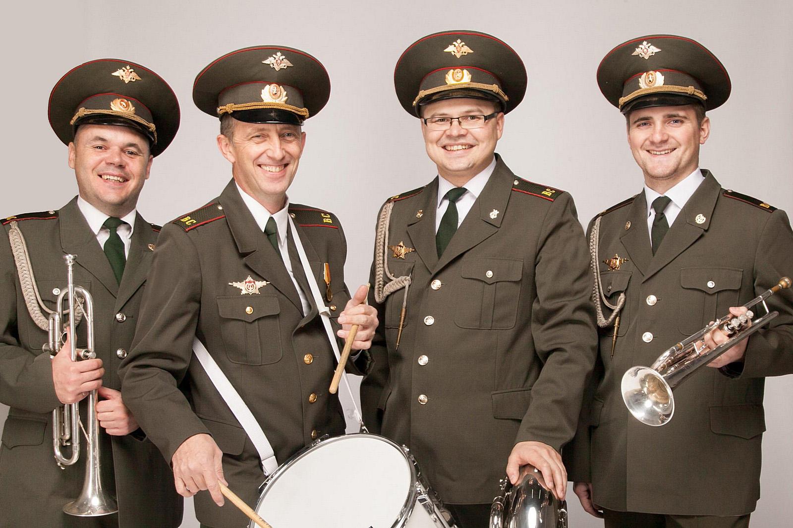 Заказать военный оркестрЗаказать военный оркестр