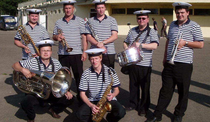 Контакты военного оркестра