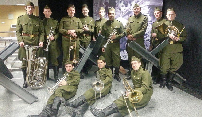 Военный оркест ВОВ